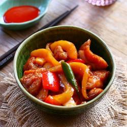 Malaysian Mango Chicken