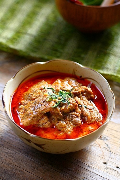 Thai Panang Curry with Beef | Easy Delicious Recipes: Rasa Malaysia