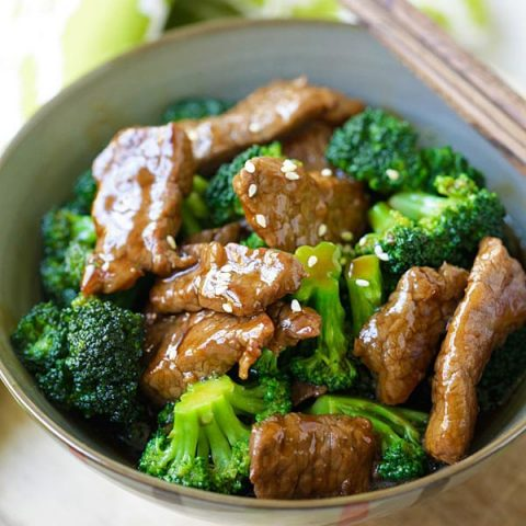 Beef And Broccoli Authentic Chinese At Home Rasa Malaysia