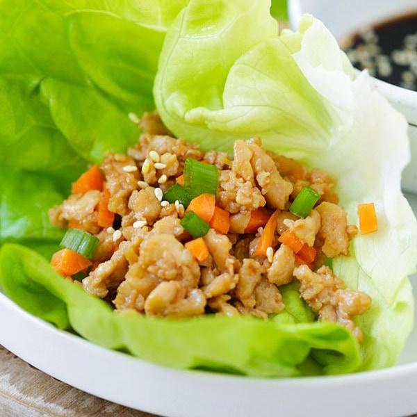 Lettuce Wraps (PF Chang's Copycat )
