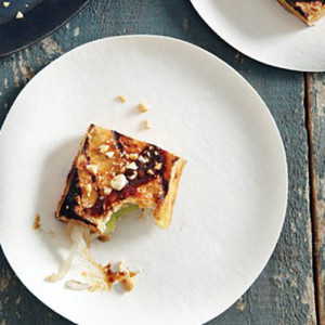 Grilled Crisp Tofu Pockets