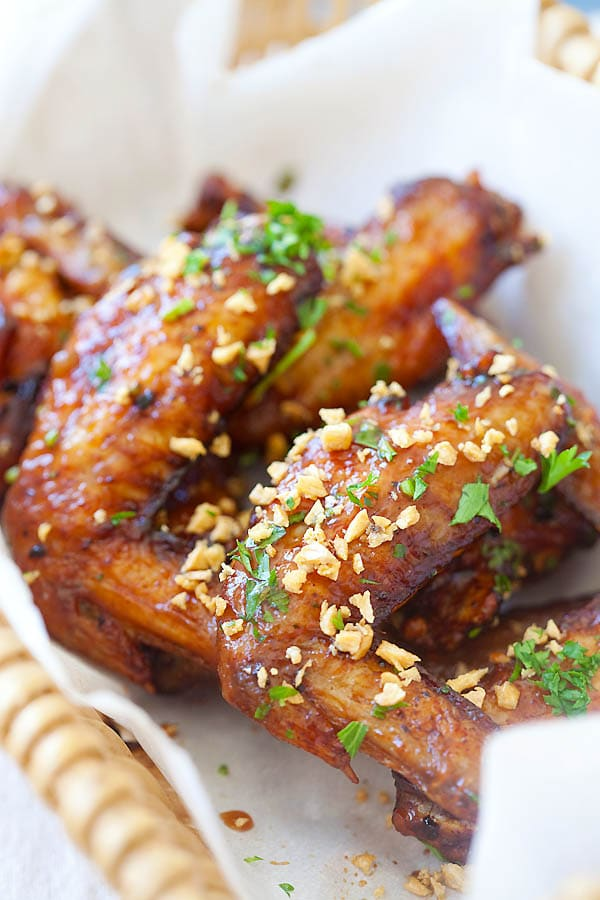 Vietnamese fish sauce wings pok pok wings easy delicious recipes pok pok wings are vietnamese fish sauce wings by andy rickers pok pok restaurant easy forumfinder Choice Image