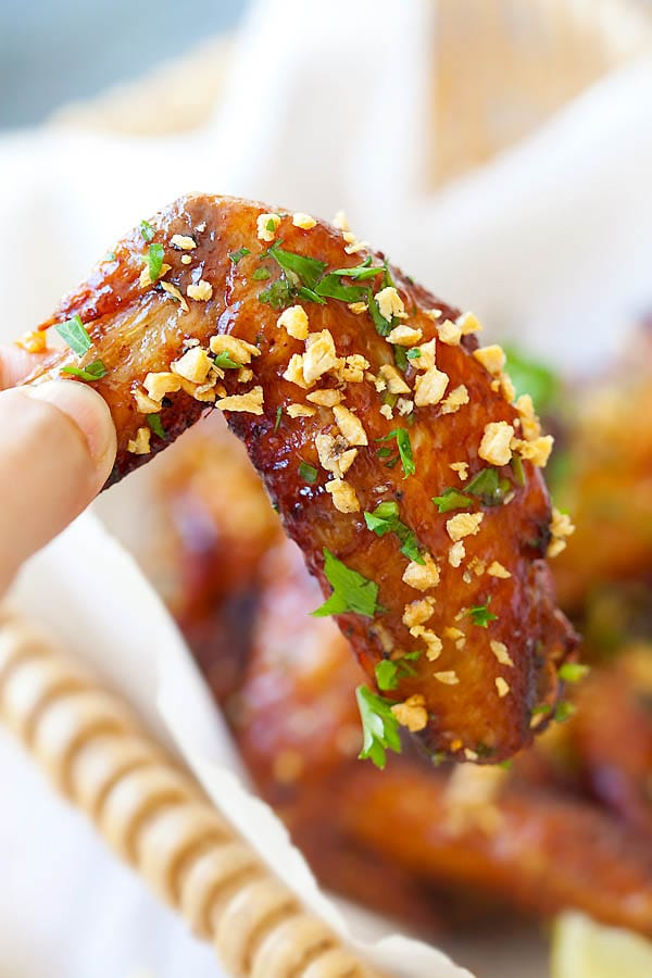 Pok Pok wings are Vietnamese fish sauce wings by Andy Ricker's Pok Pok ...