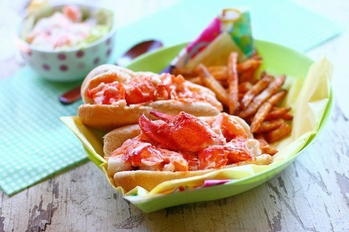 Lobster Rolls (Bay Seafood Seasoning) Recipes — Dishmaps