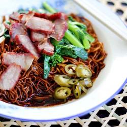 Wonton noodles