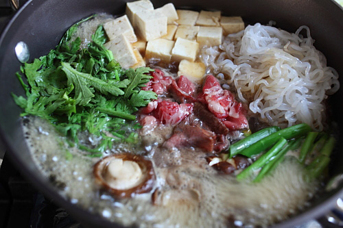 Sukiyaki Donburi Recipe | Easy Delicious Recipes