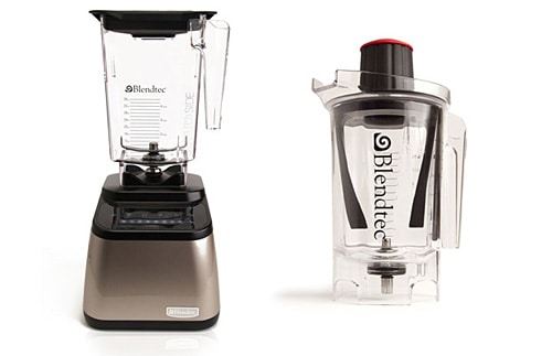 Blender machine.