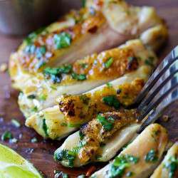 Lemongrass Cilantro Chicken