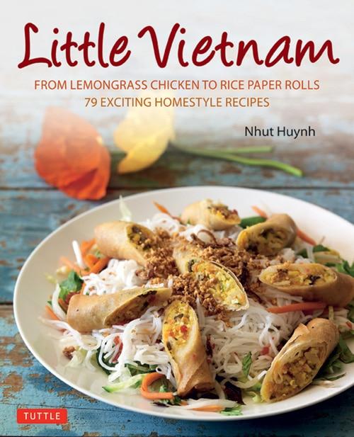 Little Vietnam cookbook.