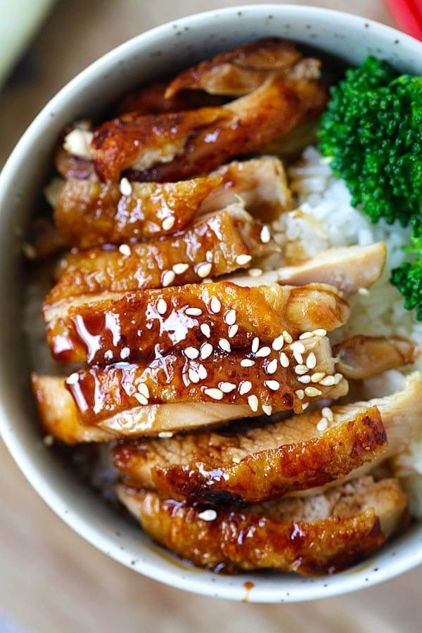 Chicken Teriyaki | Easy Delicious Recipes