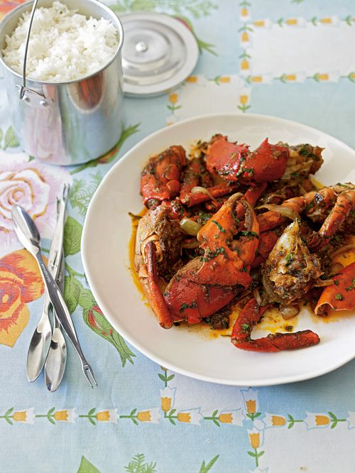 Crab with tamarind and chili or Cua Rang Me is a coastal Vietnamese recipe. Easy recipe with step-by-step photo guide how to prepare live crab. | rasamalaysia.com