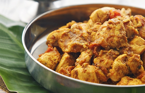 Easy delicious homemade Indian masala murgh ready to serve.
