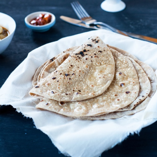 Chapati (Indian Flat Bread)
