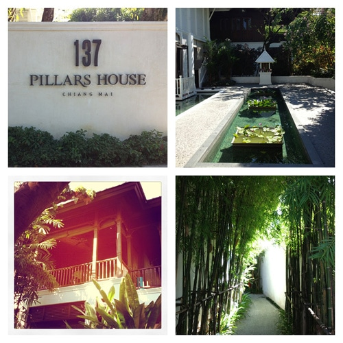137 Pillars House, Chiang Mai