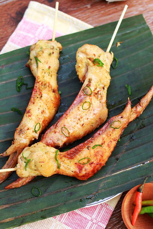Southeast Asian Chicken Wings Recipe | rasamalaysia.com