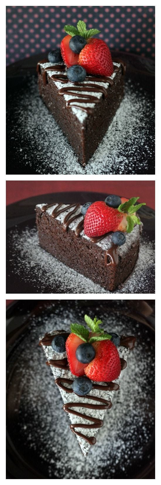 NO-BAKE Chocolate Cake – Moist, soft, and THE MOST decadent chocolate cake recipe EVER, perfect for V Day!!! | rasamalaysia.com