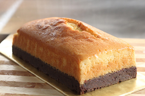 Chocolate Chip Walnut Pound Cake Recipe