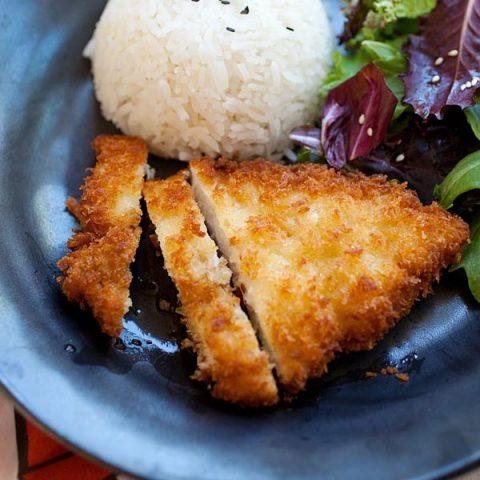 Chicken Katsu (Fried Chicken Cutlet) Recipe