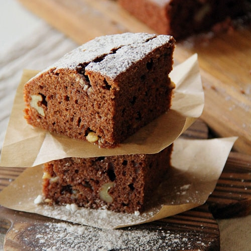 Chocolate Chip Brownies Recipe – rich, chocolate loaded, sweet, and addictive dessert you won't want to miss.   rasamalaysia.com