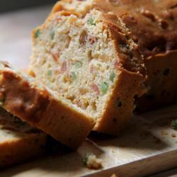 Irish Mixed Fruits Tea Bread