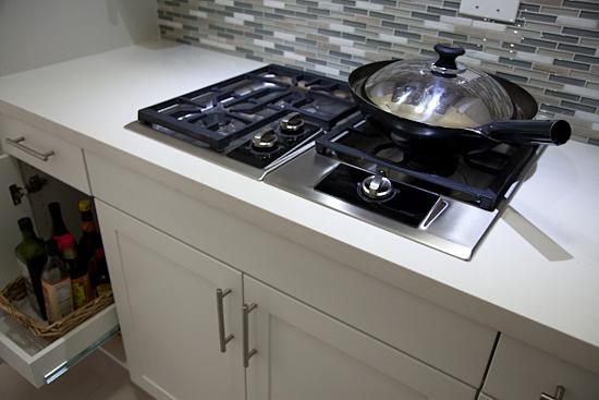 Building an Asian Wok Kitchen