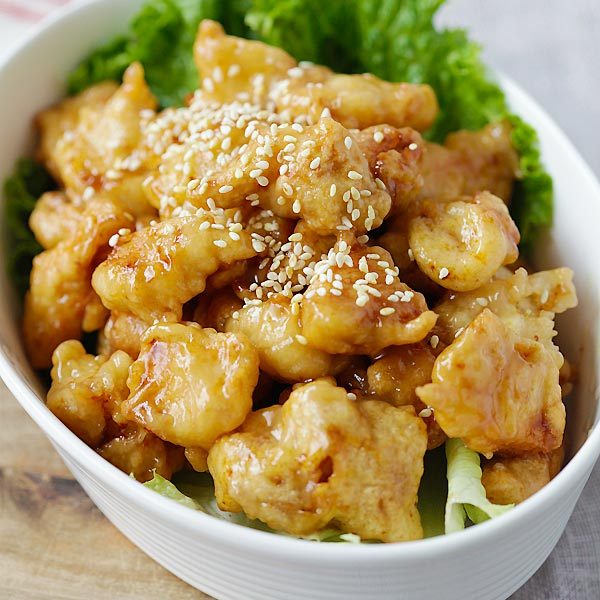 Sweet And Sour Chicken The Best Recipe Rasa Malaysia