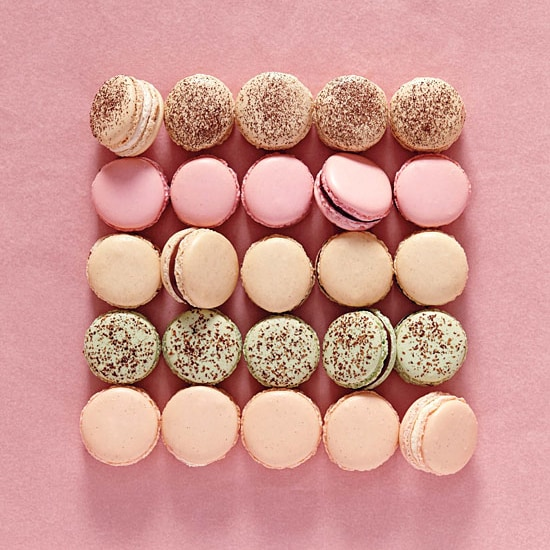 French macarons—those pretty, light, airy, meringue-based, melt-in-your-mouth confection is everyone's favorite. | rasamalaysia.com