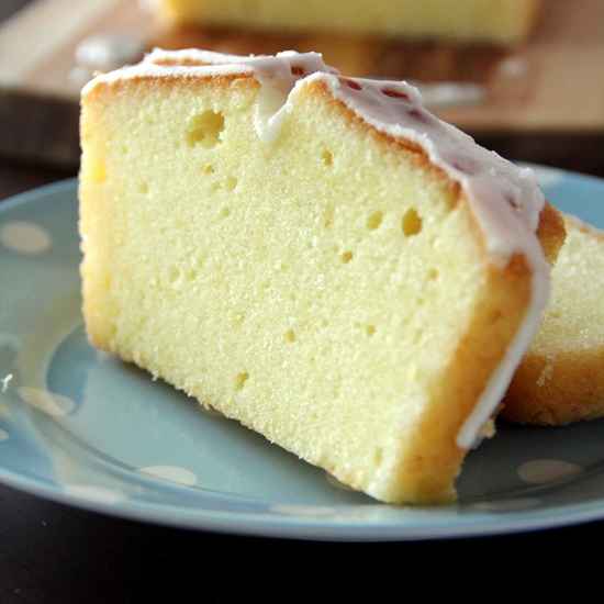 Meyer Lemon Pound Cake Recipe. Citrusy, rich, buttery pound cake glazed with lemony sugar! Sweetness OVERLOAD and the BEST | rasamalaysia.com