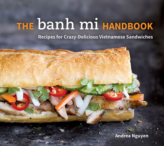 Hanoi grilled chicken Banh Mi inspired by Andrea Nguyen.