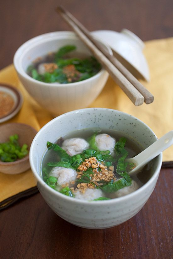 Malaysian recipes easy delicious recipes how to make fish balls forumfinder Choice Image