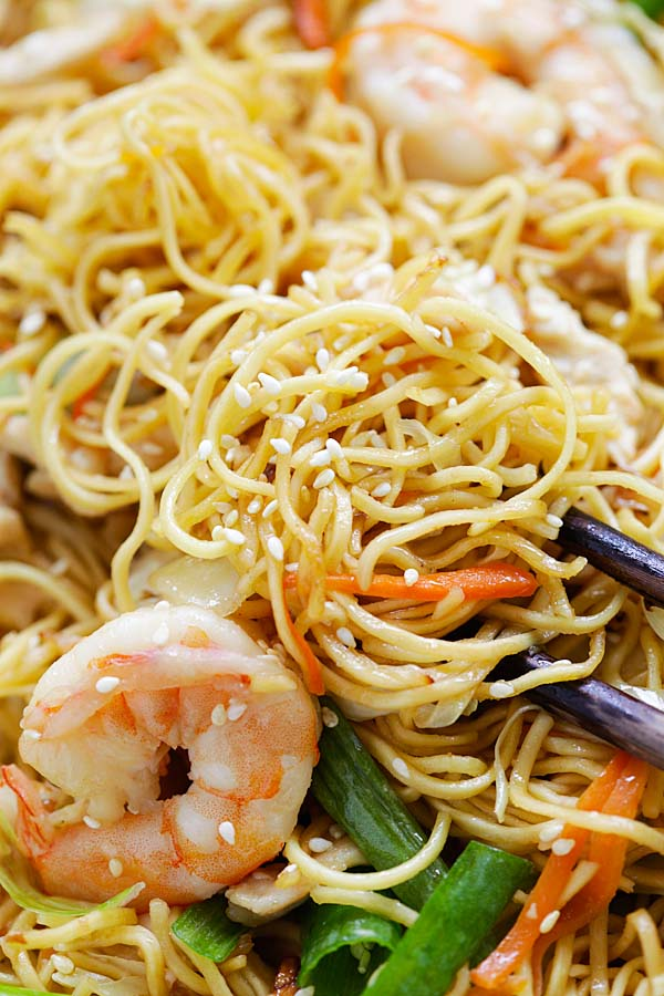 Chow mein recipe easy delicious recipes chow mein quick and healthy chinese fried noodles chow mein recipe that anyone can make forumfinder