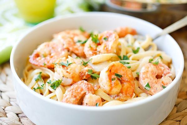 Creamy Pasta With Crispy Salami Recipes — Dishmaps