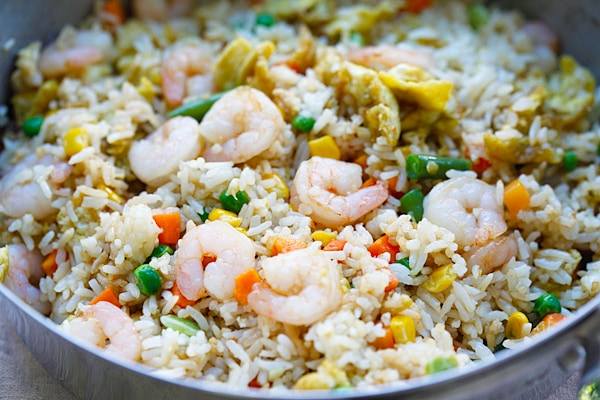 Shrimp Fried Rice | Easy Delicious Recipes: Rasa Malaysia