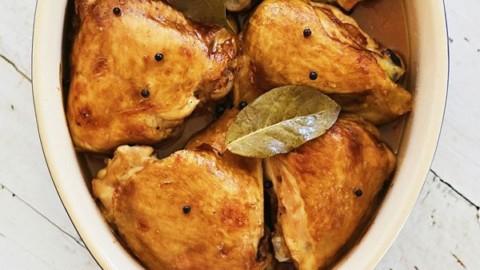 Crock Pot Chicken Adobo   Easy Delicious Recipes