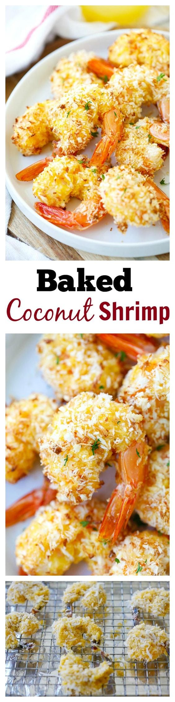 Easy baked coconut shrimp recipes