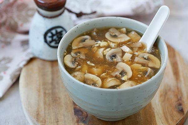 Hot and Sour Soup | Easy Delicious Recipes: Rasa Malaysia