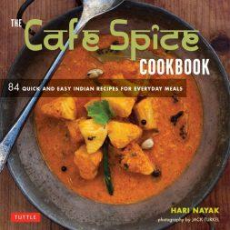 The Café Spice Cookbook Giveaway (CLOSED)