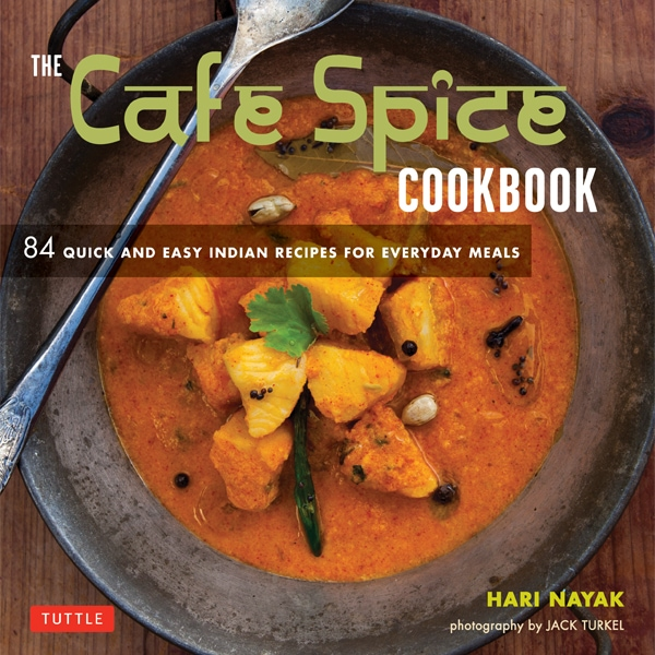 The Café Spice Cookbook Giveaway (CLOSED)