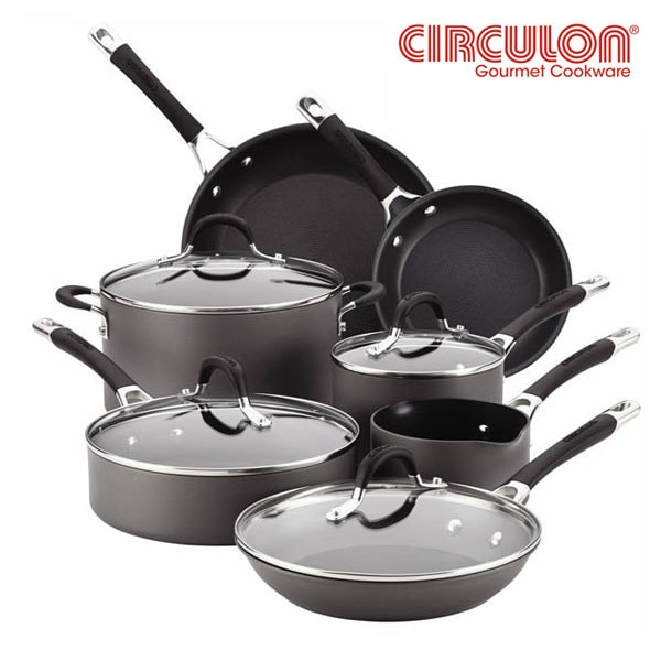 Circulon Momentum 11-Piece Set Giveaway (CLOSED)