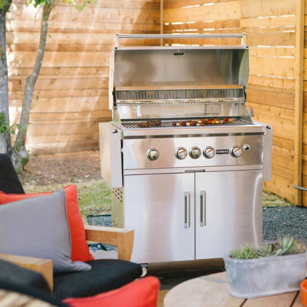 Coyote Outdoor BBQ Grill Giveaway (CLOSED)