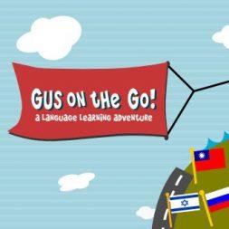Gus on the Go Language App