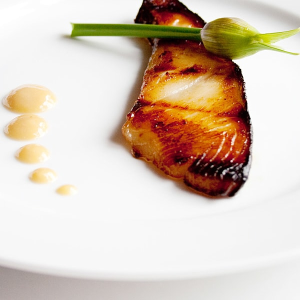 Miso Cod - delicious, moist, tender, and crazy delicious cod fish marinated with Japanese miso. This miso cod recipe is made famous by Nobu Matsuhisa. | rasamalaysia.com