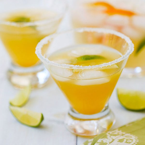 Orange-Lime Margarita