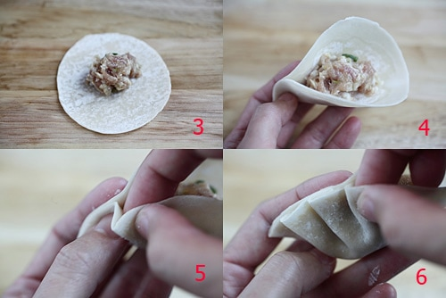 Gyoza Recipe - Gyoza are Japanese dumplings. Learn how to make the best gyoza with this quick & easy recipe that takes only 30 minutes | rasamalaysia.com
