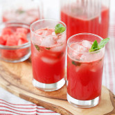 watermelon tequila cocktail