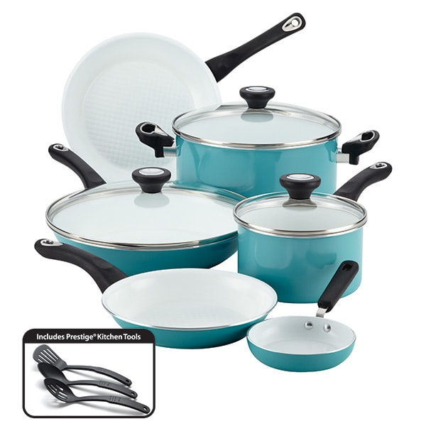 Farberwear PureCook 12-Piece Cookware Set (CLOSED)