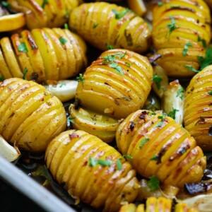 herb roasted potatoes