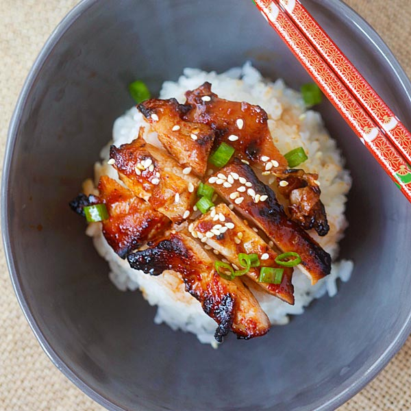 Spicy Korean Chicken