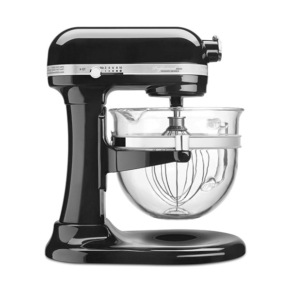 KitchenAid Mixer.