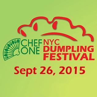 Chef One 2015 NYC Dumpling Festival